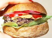 burger azuki miglio millet