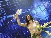 Charlize Theron drag queen Conchita Wurst Festival Sanremo