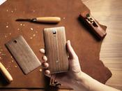 Xiaomi Mi4: nuove cover posteriori legno
