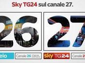 TG24 Canale digitale terrestre Palinsesto Febbraio 2015