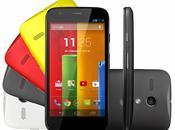 Motorola Moto lento accende? Come resettare?