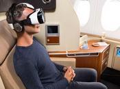 Gear accompagna voli prima classe