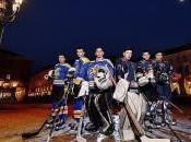 Hockey Ghiaccio: ragazzi Real Torino Bulls confronto
