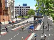 pista ciclabile lunga d'Europa sarà costruita Londra