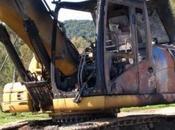 Siracusa: incendiati escavatori cantiere all'Isola