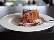 Torta cioccolato cranberries