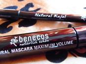 Natural Kajal Black Mascara Volume [Benecos]