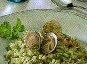 Risotto tartufi mare