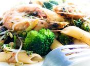 Pennette rigate broccolo