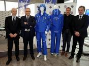 MILANO. nuove divise dell'AMSI l'Interski presentati dall'assessore Rossi