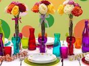 tavola carnevale