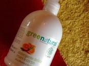 Greenatural: detergente delicato mani corpo alla menta arancio