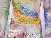 Stampe, patterns superfici tessili dalle sfilate parigi (menswear 2015-16)