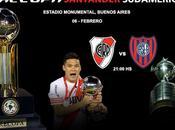 Recopa Sudamericana, primo round: River Plate-San Lorenzo