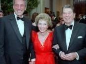 Rock Hudson, divo abbandonato Nancy Reagan