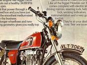Vintage Brochures: Honda 1974 (UK)