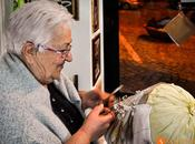 Offida: magico mondo Rosina suoi merletti tombolo