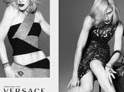 nuovo volto Versace