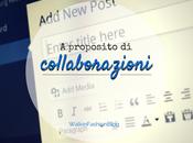 proposito collaborazioni