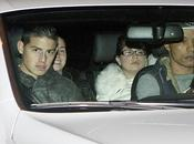 Real Madrid, Khedira James puniti aver partecipato alla festa