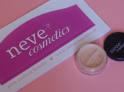 Review: Illuminismo Neve Cosmetics