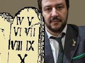 Salvini scrive comandamenti centro-destra!