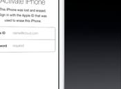 blocco attivazione ridotto furti iPhone Londra