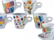 Ancap nuova collezione caffè Giotto Happy Life