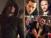 SPOILER Arrow, Chicago Fire Flash, Switched Birth, Following Night Shift