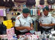 Siracusa: 315mila prodotti sicuri sequestrati dalla Guardia Finanza