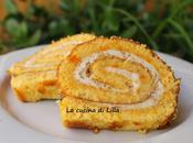 Dolci: Pumpkin Roll Rotolo zucca