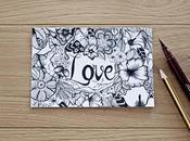 Regalo made artisign: biglietto valentino (non solo coppie)