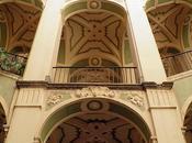 Palazzo dello Spagnuolo scalinata falco