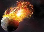 "Luna sarebbe nata Gigantesco Impatto Pianeti"""