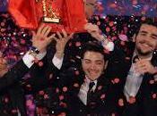 Sanremo 2015: trionfare sono vincitori annunciati. Primo Volo passo giunge redivivo Nek, podio sempre convincente Malika Ayane
