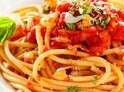 Spaghetti sugo primavera