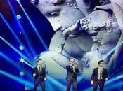 """Sanremo 2015 vince Volo """"Grande Amore"""", secondo Nek, terza Malika Ayane"""