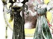 Costumi femminili maschera Carnevale inizio '900