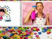 Frittelle dolci allo yogurt soia) alla fragola Carnevale senza uova latticini!