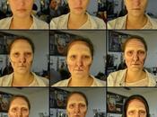 Trucco invecchiamento viso (tecnica pittorica)