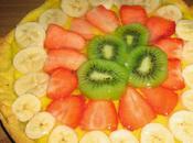 crostata frutta farà primavera, colora giornata....