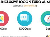 Wind offre 1000 minuti, soli euro mese!