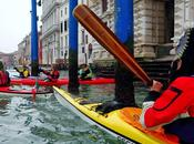 Ultimo giro kayak Venezia...