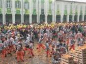 Carnevale d'Ivrea 2015. FOTO