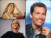 Matthew McConaughey, Luciana Littizzetto Barbara d'Urso ospiti posta sabato febbraio 2015