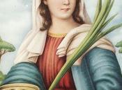 Schemi punto croce: Santa Lucia