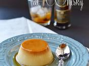 crème caramel whisky