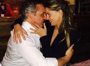 Claudia Galanti dopo lutto rinasce Tommaso Buti