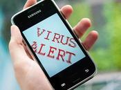 Smartphone, virus cartelle spariscono
