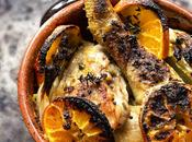 Pollo forno finocchi clementine profumo Varnelli quando delicati sentori anice inebriano casa